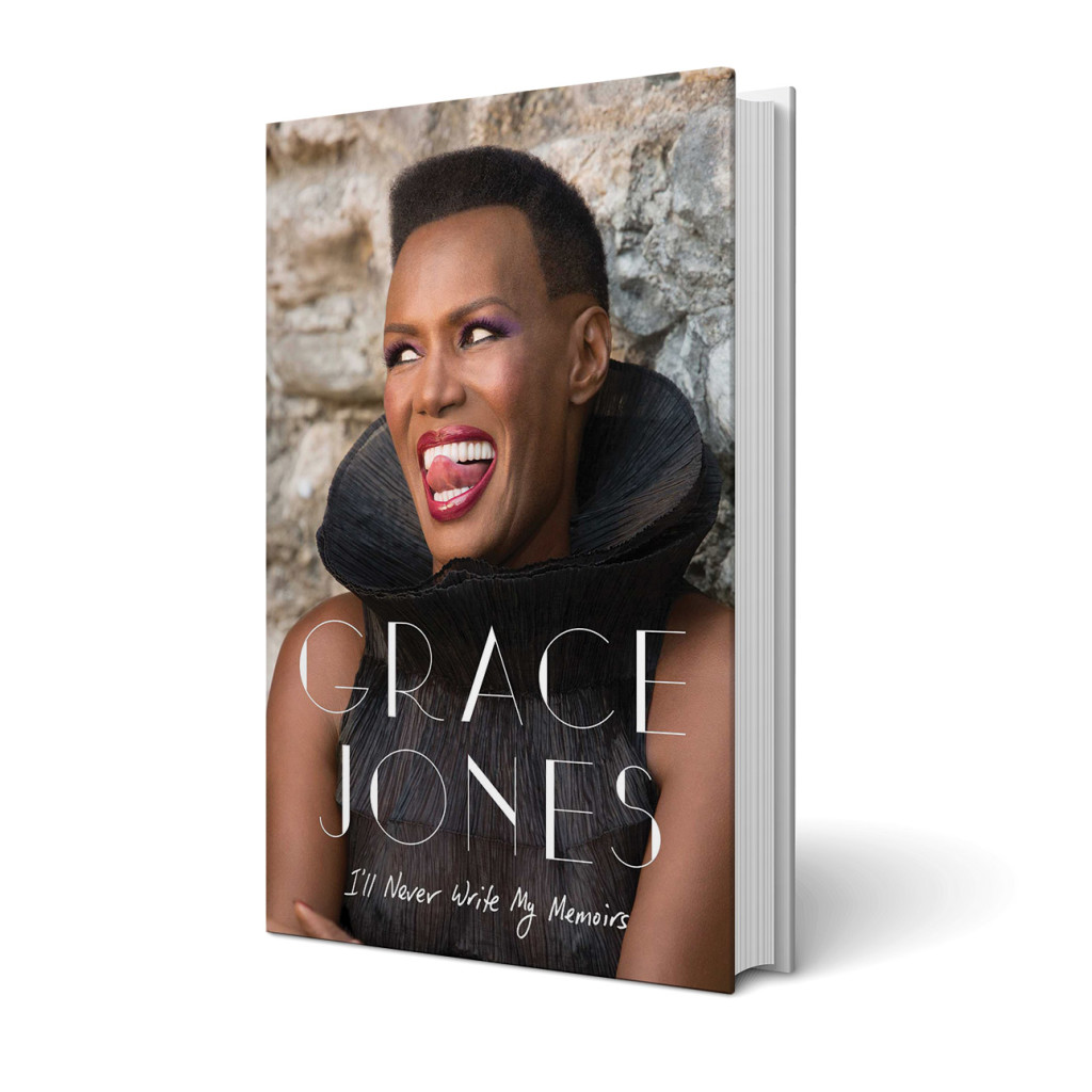 GRACE JONES / I'll Never Write My Memoirs